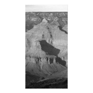 B&W Grand Canyon National Park 4 Card