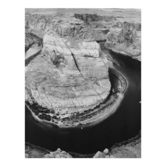 B&W Grand Canyon National Park Flyer