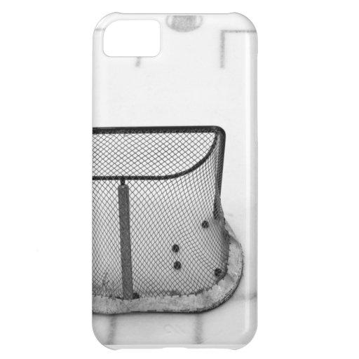B&W hockey goal iPhone case iPhone 5C Case