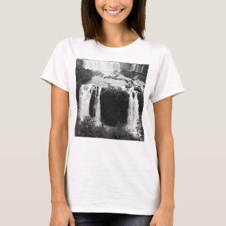 B&W Iguazu Falls T-Shirt