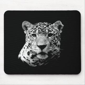 B&W Jaguar Mousepad