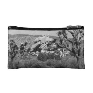 B&W Joshua Tree National Park 5 Cosmetic Bag
