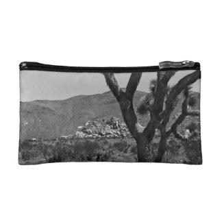 B&W Joshua Tree National Park 6 Cosmetic Bags