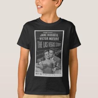 B&W Las Vegas poster T-Shirt
