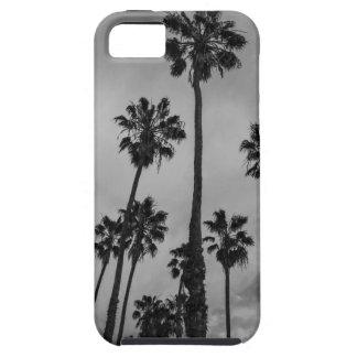 B&W Los Angeles palms iPhone SE/5/5s Case