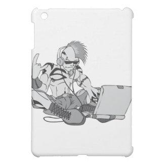 B&W Mack Logo iPad Mini Cases
