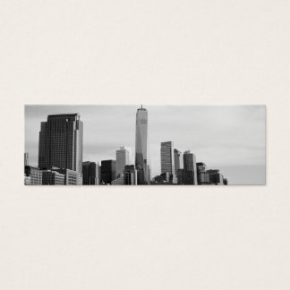 B&W Manhattan Mini Business Card