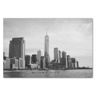 B&W Manhattan Papel De Seda