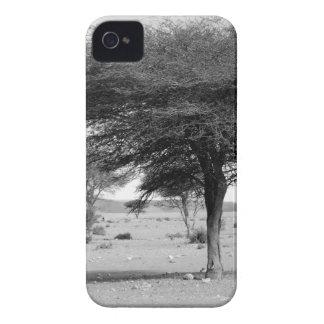 B&W Marocco desert iPhone 4 Case