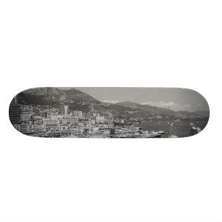 B&W Mónaco Patineta Personalizada