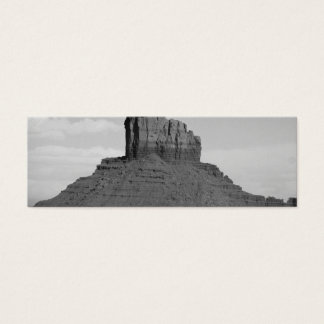 B&W Monument Valley 5 Mini Business Card