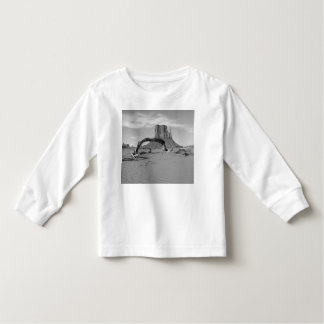 B&W Monument Valley in Arizona/Utah 2 T Shirt