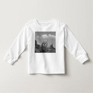 B&W Monument Valley in Arizona/Utah 3 Shirt