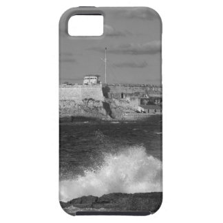 B&W Morro Castle iPhone 5 Covers