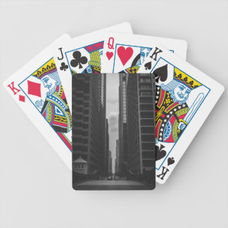 B&W NYC BICYCLE PLAYING CARDS