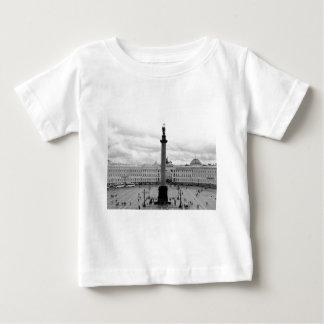 B&W Palace Square Baby T-Shirt