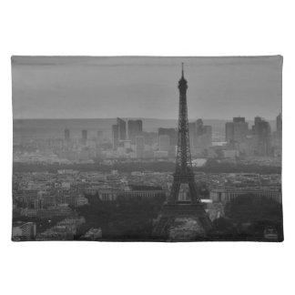 B&W Paris Cloth Placemat