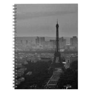 B&W Paris Notebook