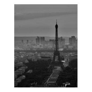 B&W París Postales