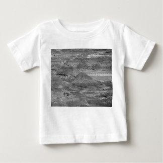 B&W Petrified Forest 2 Baby T-Shirt