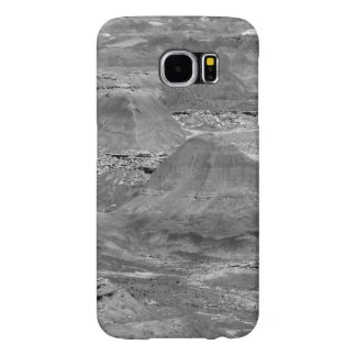 B&W Petrified Forest 2 Samsung Galaxy S6 Cases