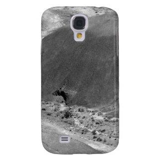 B&W Petrified Forest 3 Galaxy S4 Case