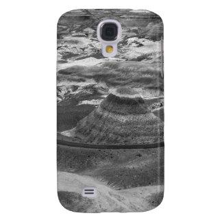 B&W Petrified Forest Galaxy S4 Case