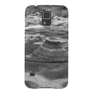 B&W Petrified Forest Galaxy S5 Cover