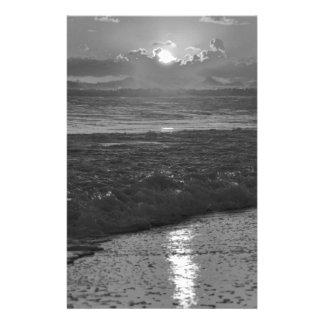 B&W Rio de Janeiro beach Flyer