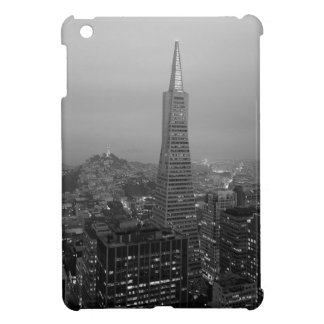B&W San Francisco Downtown Cover For The iPad Mini