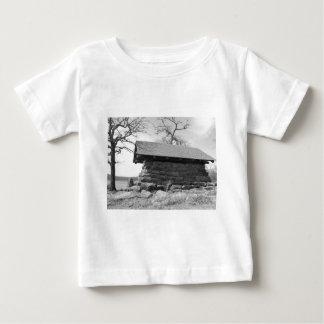 B&W Shelter photo Baby T-Shirt
