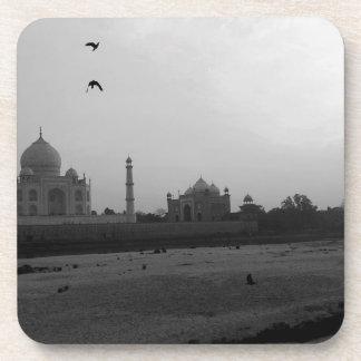 B&W Taj Mahal 5 Coaster