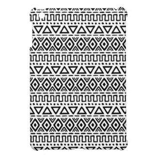 B&W Tribal Cover For The iPad Mini