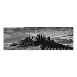 B&W Tuscany Mini Business Card