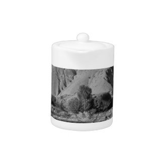 B&W Uluru 3 Teapot