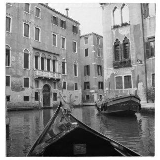 B&W Venice 3 Napkin