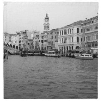 B&W Venice 4 Cloth Napkin