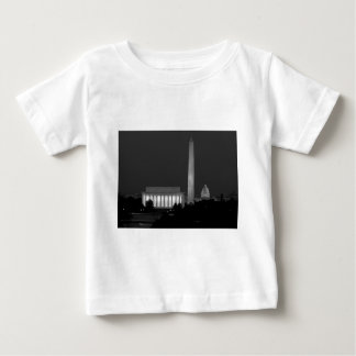B&W Washington DC 3 Tee Shirt