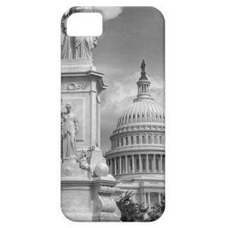 B&W Washington DC iPhone SE/5/5s Case