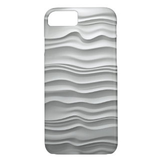B&W Wavy Abstract iPhone 8/7 Case
