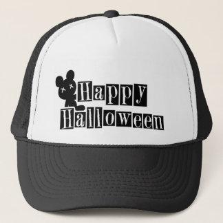 B&W Wee Dead Teddy Trucker Hat