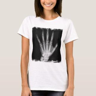 B&W X-ray Skeleton Hand T-Shirt