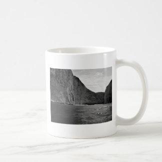 B&W Zakynthos Island 4 Coffee Mug