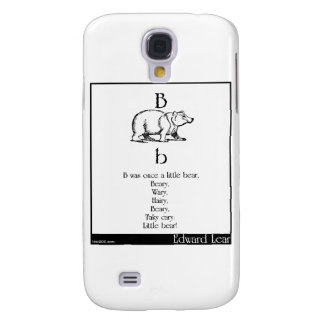 B was once a little bear samsung galaxy s4 cover
