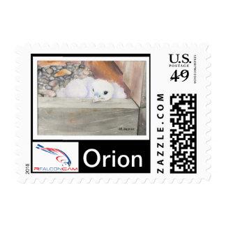 B.Weaver Orion design Postage