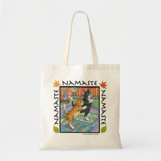 B y bolso de T #29 Namaste Bolsa Tela Barata