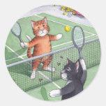 B y pegatinas del tenis de T #56