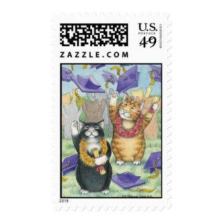 B y sello del graduado de T #37