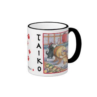 B y taza de T Taiko
