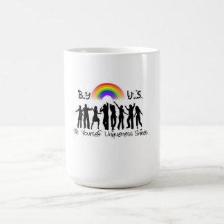 B.Y-U.S COFFEE MUG